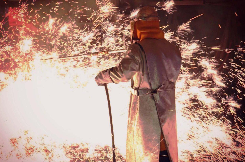 HS_NZ Steel Lancing