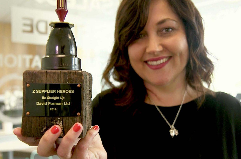 M_David_Forman_Hold Award